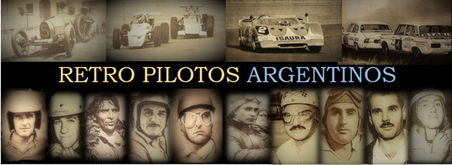 Retro Pilotos Argentinos